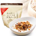スーパー大麦グラノーラは人気で完売,通販サイトは2つのみ!WBS