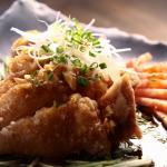 成田アジアンダイニング縁(えん)で人気の油淋鶏(ユーリンチー)!有吉ゼミ