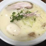 鳥見本(とみもと)(和歌山市ラーメン)は鶏白湯好きには外せない!すまたん