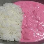 ピンクカレー(鳥取,華貴婦人のピンク華麗)は通販可!大阪ほんわかテレビ