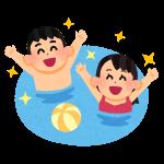 芦屋ベイコート倶楽部のプールで子供と遊ぶ! 家族連れでも楽しめる
