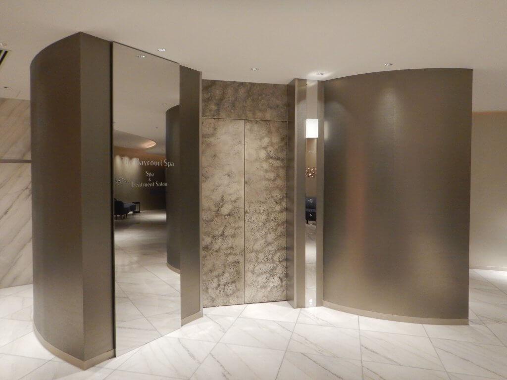 spa elevator