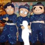 忍たま乱太郎コラボの奈良健康ランドに行きました2019GW/感想や割引情報
